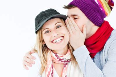 Liebesgeflüster: Diese Sätze tragen zu einer harmonischen Ehe bei!