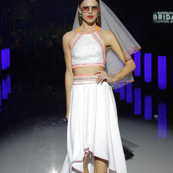 Marylise by Rembo Styling - Barcelona Bridal Fashion Week