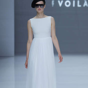 Sophie et Voilà. Credits_ Barcelona Bridal Fashion Week