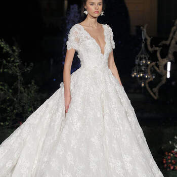 Marchesa. Barcelona Bridal Fashion Week.