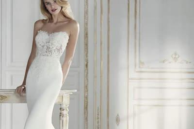 Vestidos de novia La Sposa 2018: los detalles más románticos de su colección