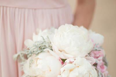 Los 50 ramos de novia más elegantes para 2015: Flores, color, estilo y mucho glamour