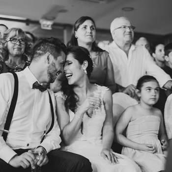 Casamento de Daniela & Daniel. Fotografia: Fotoclik