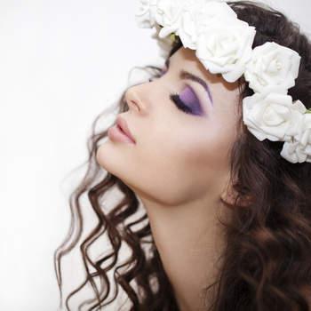 9 tendencias en maquillaje de novia para idear tu look con