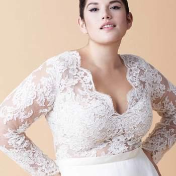 Vestido modelo Brooks da Anne Barge