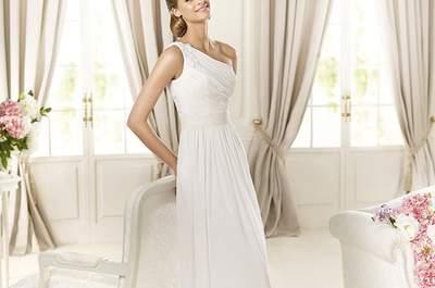 Kolekcja sukien ślubnych Fashion, Pronovias 2013