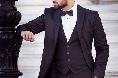 Groom Bow and Tie 2017: The Evergreen Classy Look!