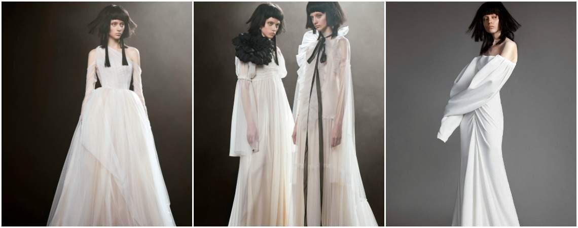Свадебные платья Vera Wang 2018: ставьте ставку на оригинальность!