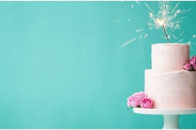 Sigue estos sencillos pasos para hacer tu propia torta de matrimonio