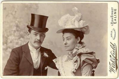 Inspiración de bodas desde 1900 hasta hoy. Similitudes y diferencias