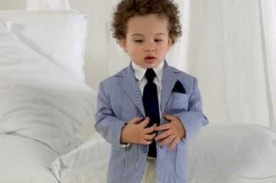 Bambini e adolescenti: come vestirli per un matrimonio?