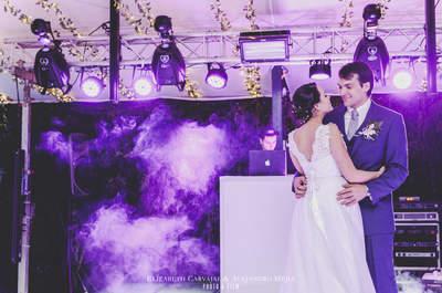 8 puntos para tratar con el DJ antes de la boda