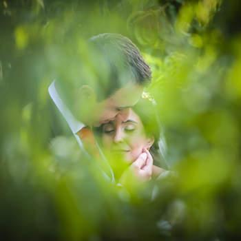 """""""Una de las cosas que nos gusta del verano a la hora de hacer un reportaje de bodas es la luz"""".  Foto: Noonu"""