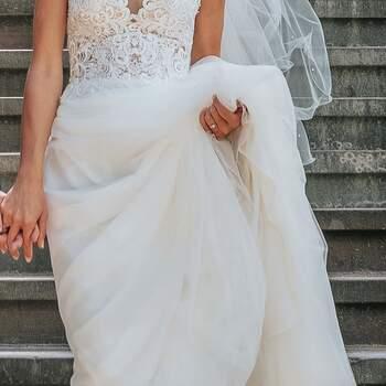 Second Hand Brautkleid, erhältlich im Onlineshop. ID: 315964