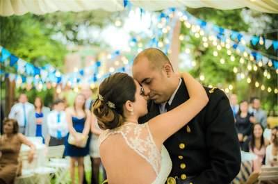 El catering de tu boda puede contar tu historia de amor. ¡Conoce cómo!
