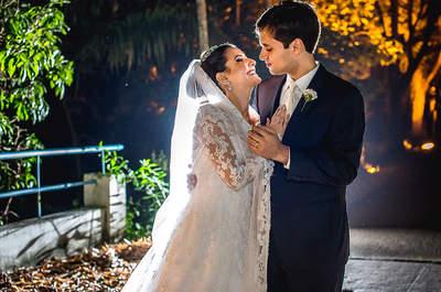 Paula e Filipe: Casamento clássico Inesquecível em uma antiga usina!