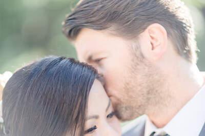 Traum-Location Schweizer Alpen: Das kalifornische Paar Camille und Marijus erfüllte sich seinen Hochzeitstraum im Kanton Bern
