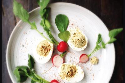Bocadillos sencillos y deliciosos para tu despedida de soltera