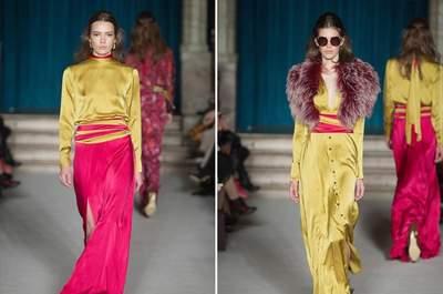 La London Fashion Week 2015-2016, la mejor inspiración para tu look de fiesta