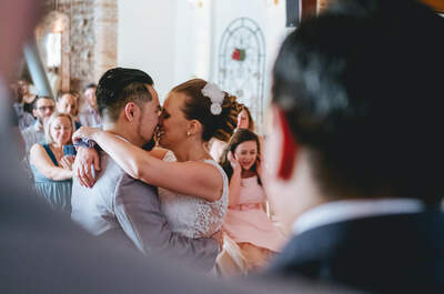 Casamento DIY intimista de Beatriz & Andre: da decoração ao vídeo, uma cerimônia feita a muitas mãos