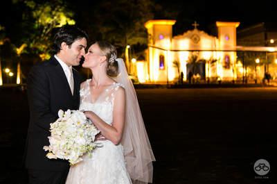 Sandra & Humberto: casamento clássico inesquecível na fazenda com dez horas de festa!