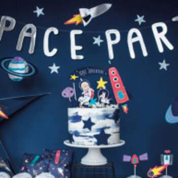 Guirlande Aventures Dans L'espace - The Wedding Shop !