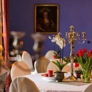 Lassen Sie sich auf Schloss Stülpe zu zweit kulinarisch verwöhnen!