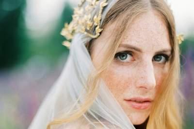 Головные уборы невесты 2017!