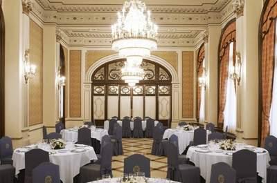 Foto: Hotel Alfonso XIII (Sevilla)