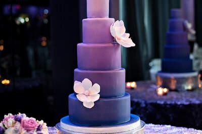 Tendencias en pasteles de boda en