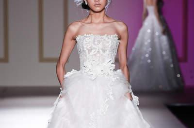 Vestidos de noiva cai-cai: um clássico que não deve deixar escapar!