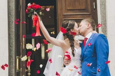 8 вещей, которые НЕЛЬЗЯ делать с волосами до свадьбы