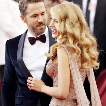 Blake Lively & Ryan Reynolds | Foto Via Pinterest