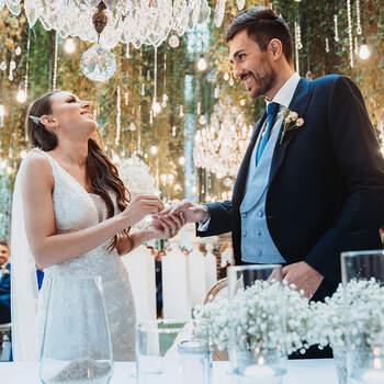Casamento de Andrea e Carlos | Foto: Msanz Photographer