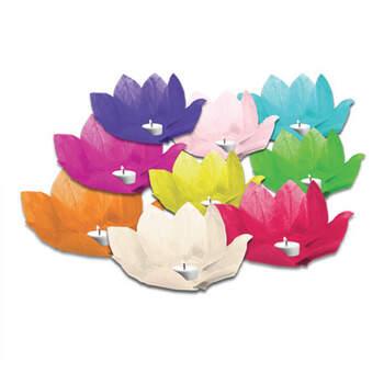 Flores Flotantes 6 unidades- Compra en The Wedding Shop