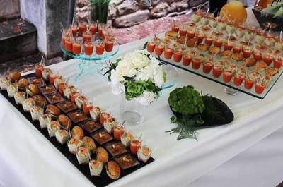 Les meilleurs traiteurs de mariage près de Lyon pour votre repas de noces !