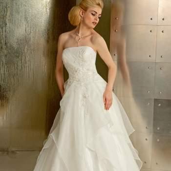 Robe de mariée Christine Couture 2013 - modèle Délicate