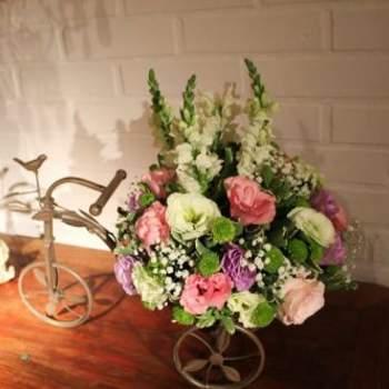Foto Lilac Flores Decoração