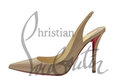 Zapatos de fiesta de Christian Louboutin para bodas en 2014