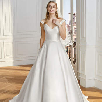 Créditos: ST Patrick | Modelo do vestido: Massenet