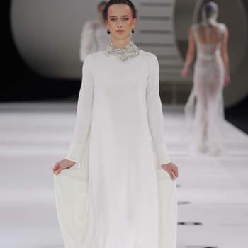 YolanCris - Credits: Barcelona Bridal Fashion Week