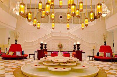 Top 10 best hotels in Jaipur
