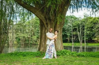 Le mariage festif de Juliette + Olivier sur le thème de la danse
