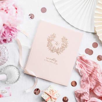 Libro de firmas historia de amor- Compra en The Wedding Shop