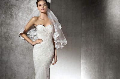 50 vestidos de novia St. Patrick 2016: disfruta de esta impresionante selección