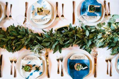 Indrukwekkende centerpieces voor bruiloften. Je weet niet welke je moet kiezen!