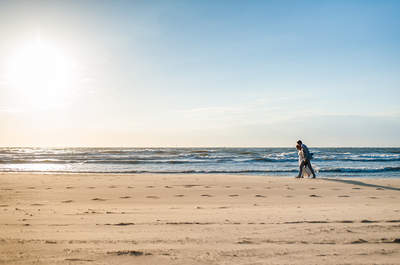 Trouwen op het strand in Nederland; met de mooiste strand trouwlocaties van 2016!