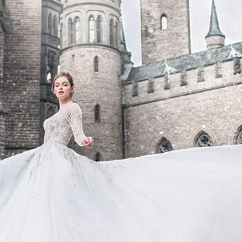 Cinderella by Allure Bridals | Credits: Disney
