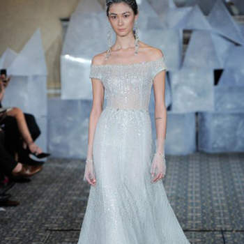 Créditos: Mira Zwillinger, New York Bridal Week