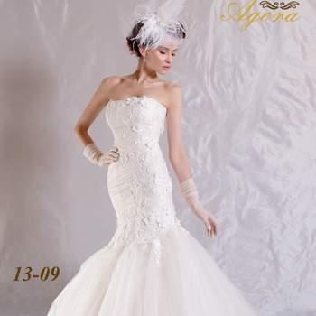 Diese Brautkleider ziehen alle Blicke auf sich: Brautkleider im Meerjungfrauen-Schnitt.